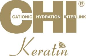 CHI Keratin logo